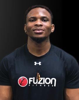 fitness trainer fuzion fitness gym